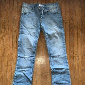 PAC sun bullhead bootcut jeans